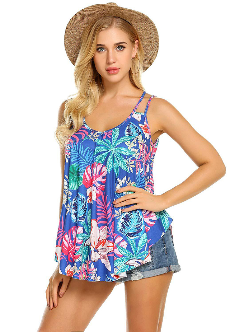 Camisole Top with Double Straps