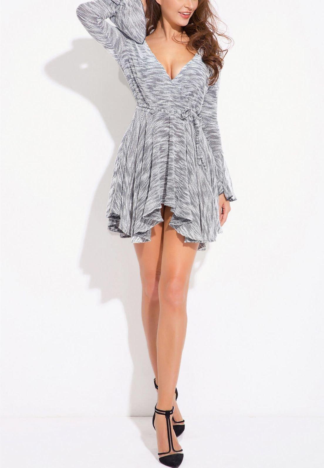 Modern Knit Dress