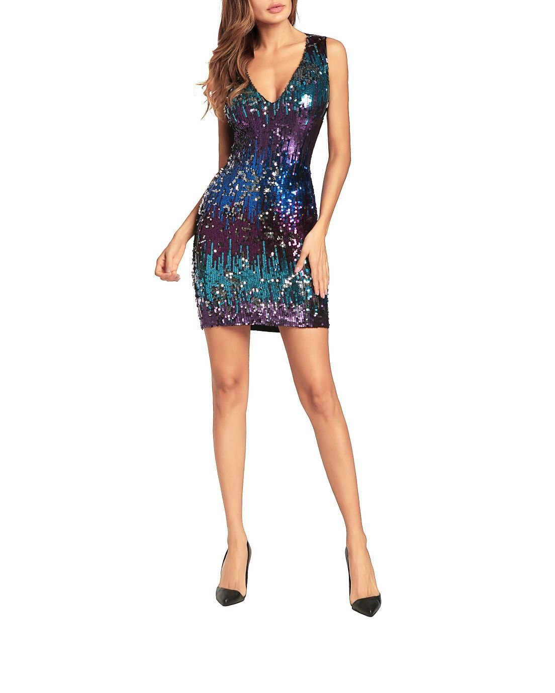 Bodycon Sequin Dresses in 3 Color Options