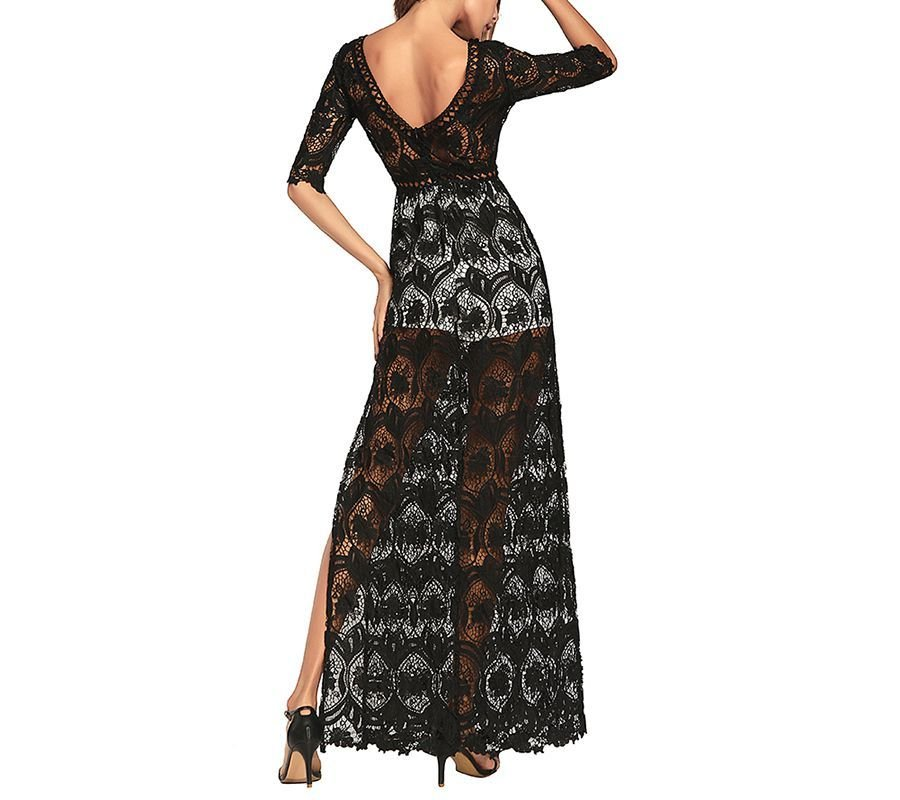 Lace Club Dress for a Night Out