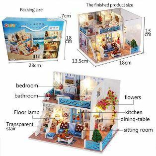 K019 Roombox Дом Хелен