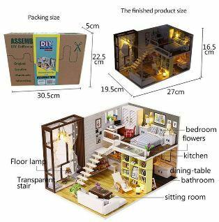 K028 Roombox Уютный Таунхаус