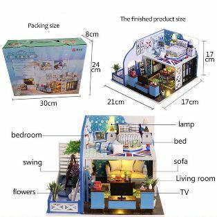 K024 Roombox Лазурный Берег