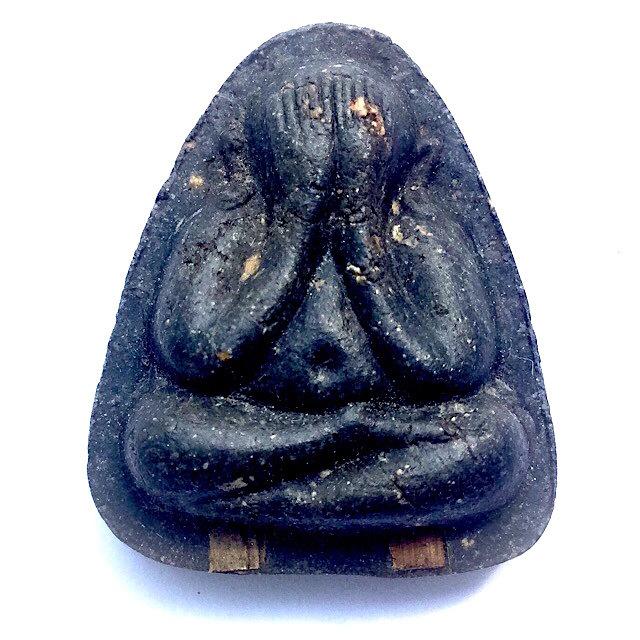 Pra Pid Ta Hlang Na Ta Na Luang Phu To Wat Pradoo Chimplee
