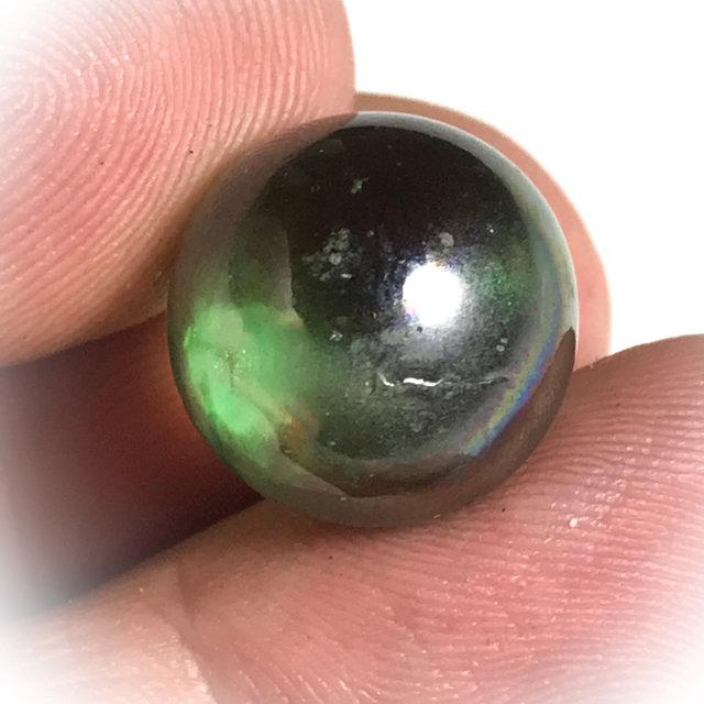 wishing crystal ball of Luang Por Ruesi Ling Dam