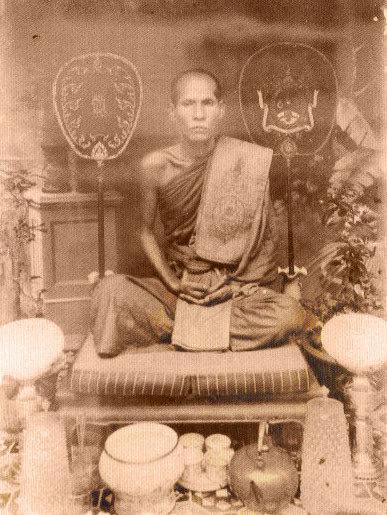 Luang Por Gaew of Wat Puang Malai
