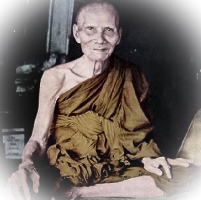 Luang Por Te Wat Sam Ngam