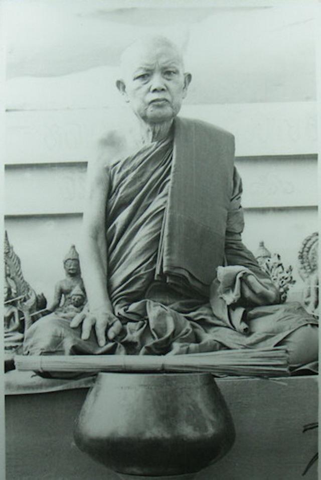 Luang Por Phang Jidtakudto Wat Udom Kongka Kiri Khaet