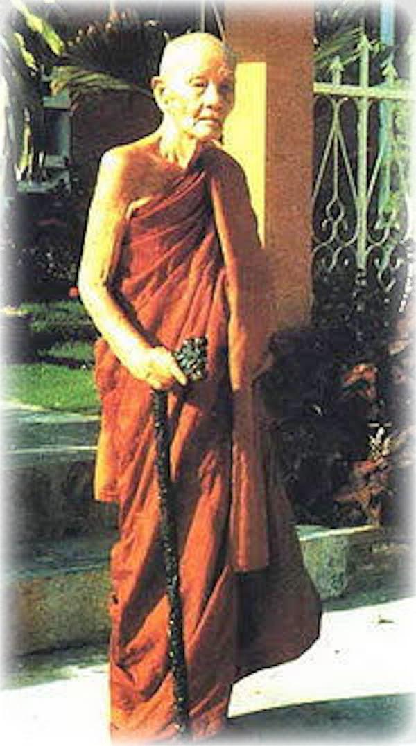 Luang Phu Doon Wat Buraparam