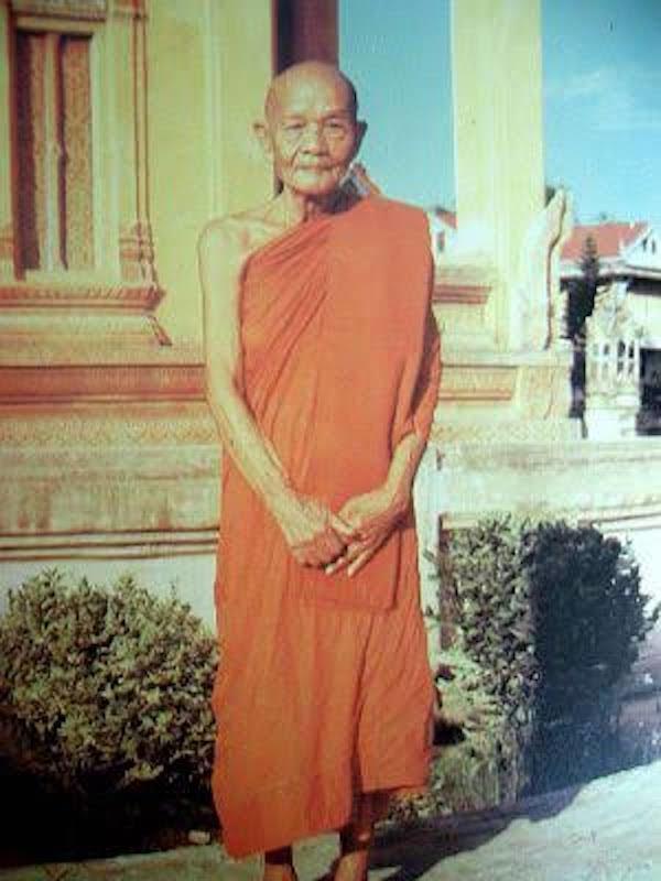 Luang Por Doon Wat Buraparam