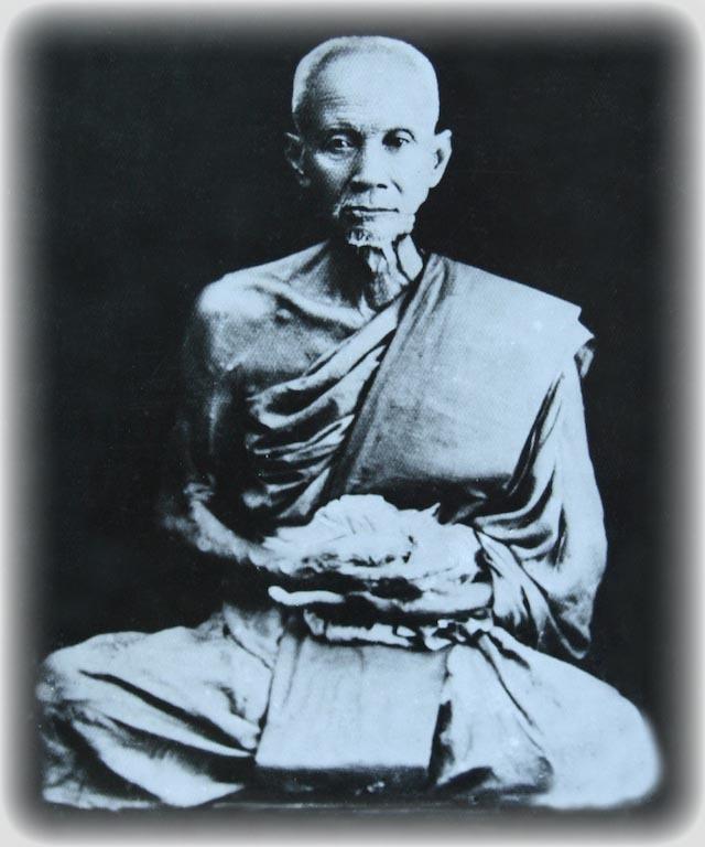 Luang Por Im Wat Hua Khao 2406 - 2480 BE