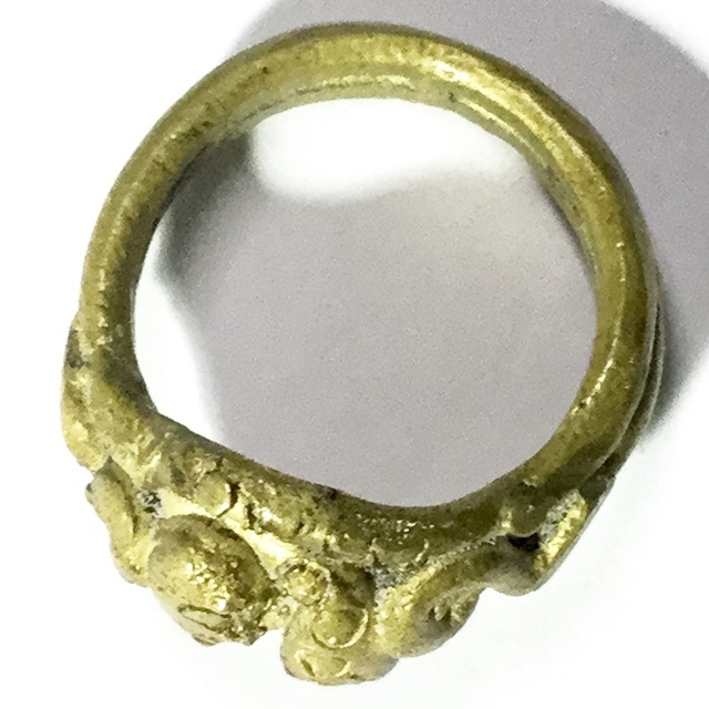 Magic Ring of Protection Wealth and Treasure