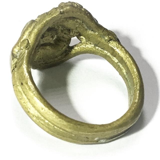 Magic Snake Ring Luang Por Im