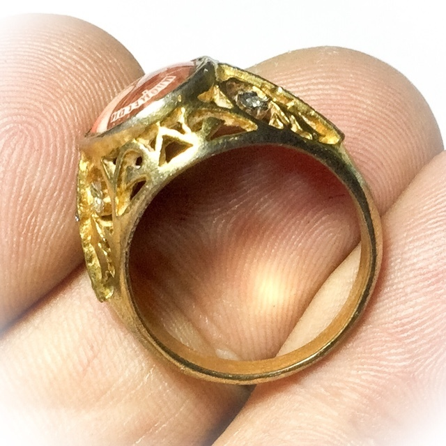 Luang Por Pae Locket Ring