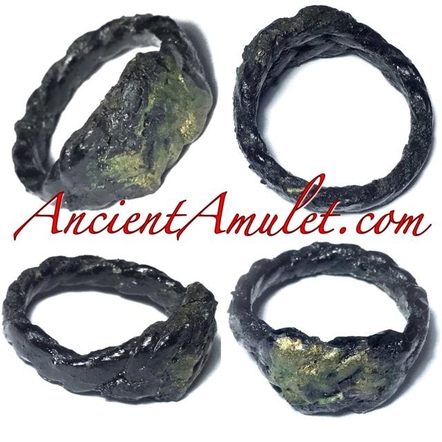 Hwaen Pra Pirod Long Rak Spellbound Warrior Ring of Protection