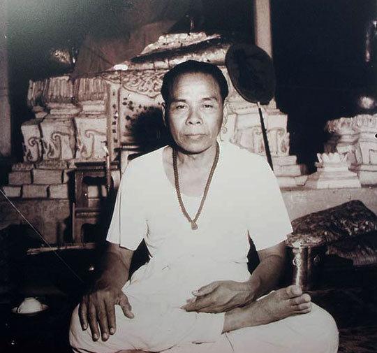 Ajarn Chum Chai Kiree Dtamnak Dtak Sila Khao Or Southern Academy of Sorcery