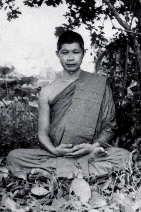Luang Por WiriyongWat Dhamma Mongkol
