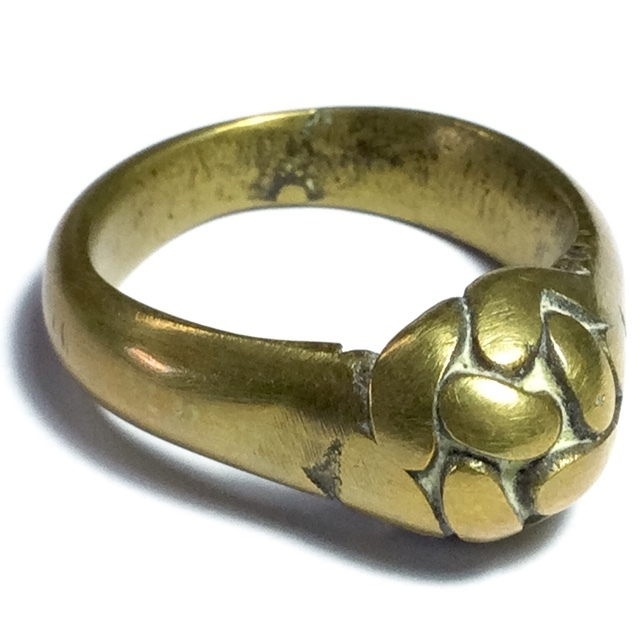 Hwaen Pirod fiery ring of protection and power Luang Por Say Wat Tong Kung