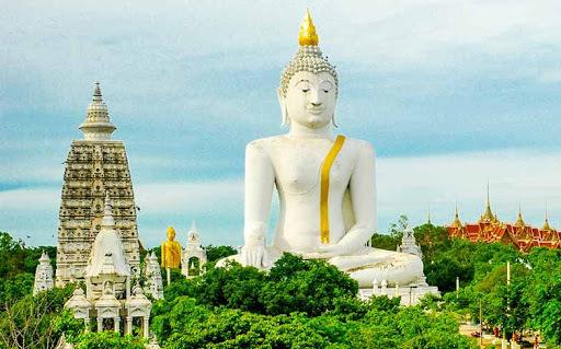 Wat Rong Pai Wua Thai Temple