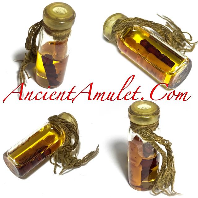 Kumarn Rak Yom Luang Por Jong Ancient Amulet