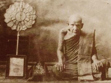 Luang Por Heng Wat Khao Din