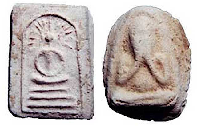 Kru Kong Khom Amulets Luang Phu Sukh Luang Por Parn