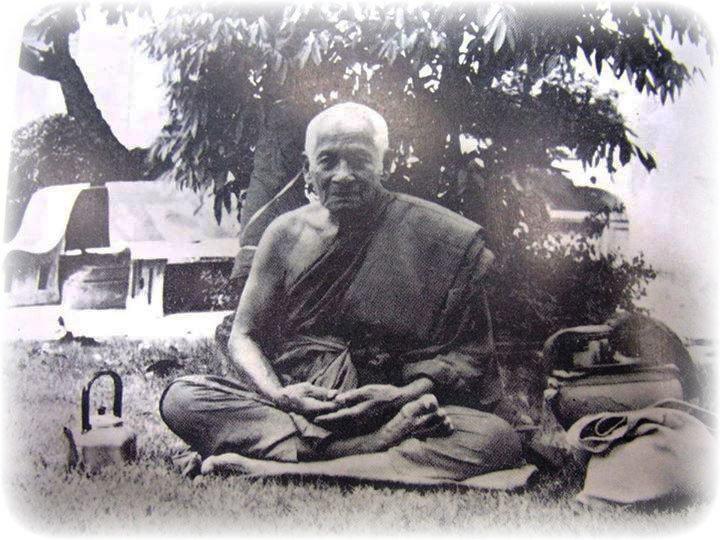 Luang Phu Hin on Tudong