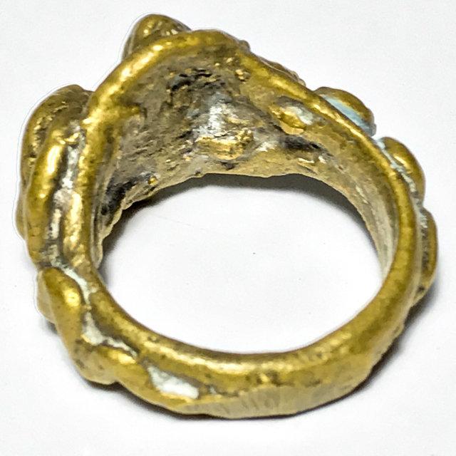 Hwaen Ngu Pokasap See Gler Luang Por Im Sacred Ring