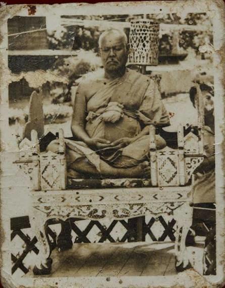 Luang Por An of Wat Prayatigaram