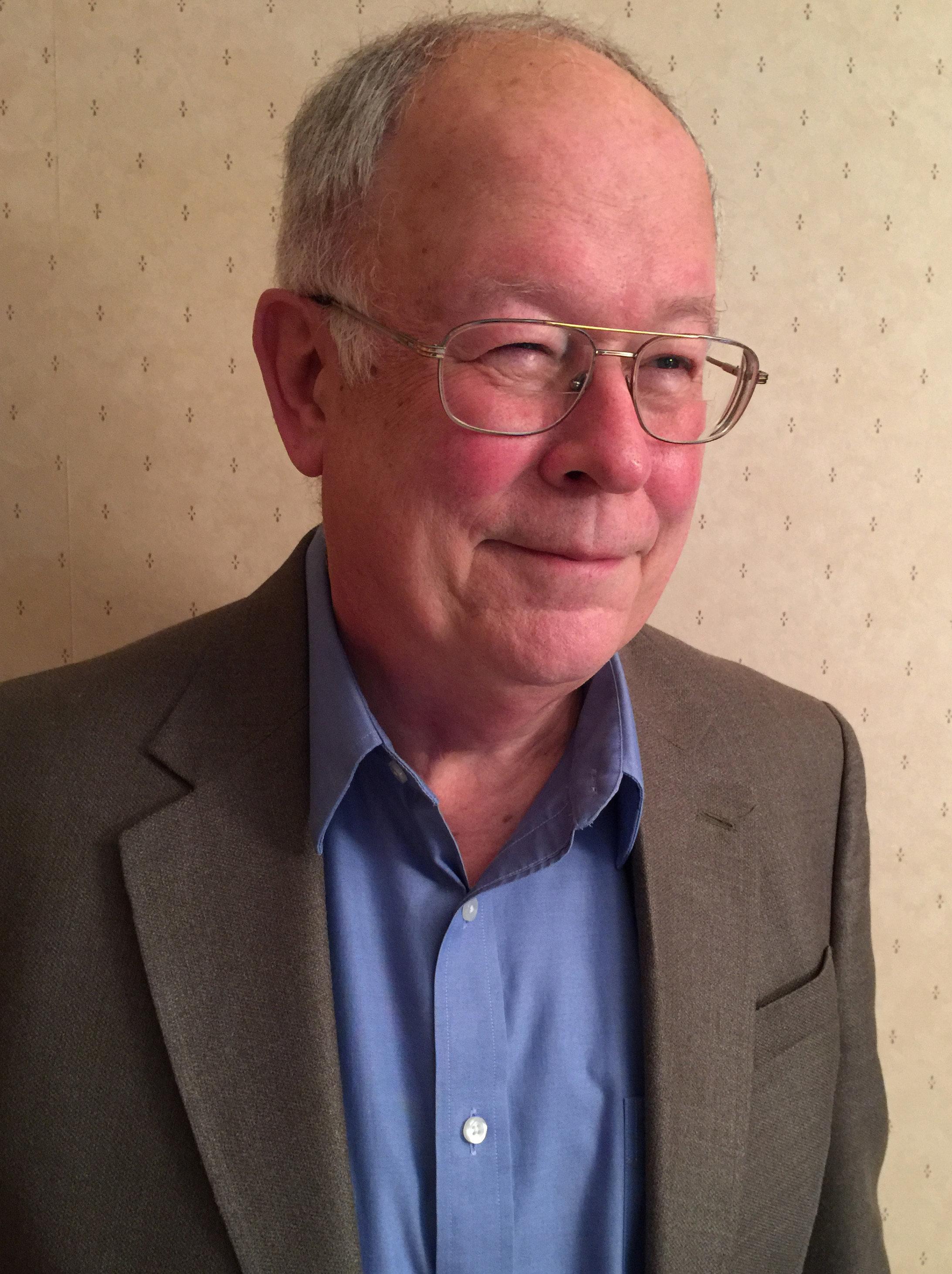 Author Scott Fields
