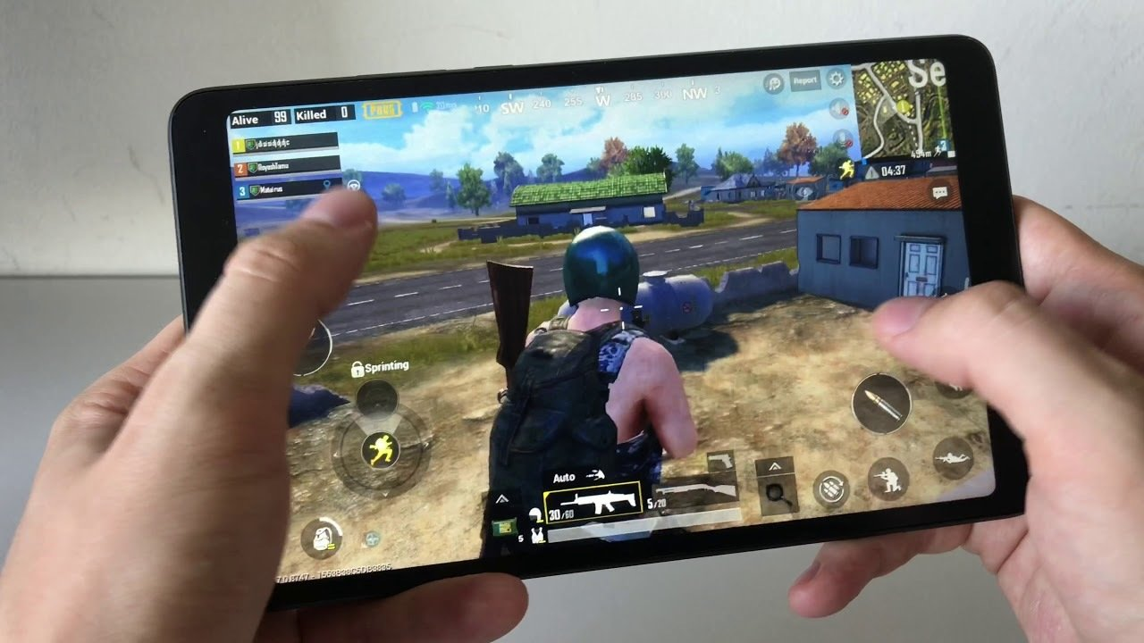 Планшет Xiaomi Mi Pad 4 4/64 LTE