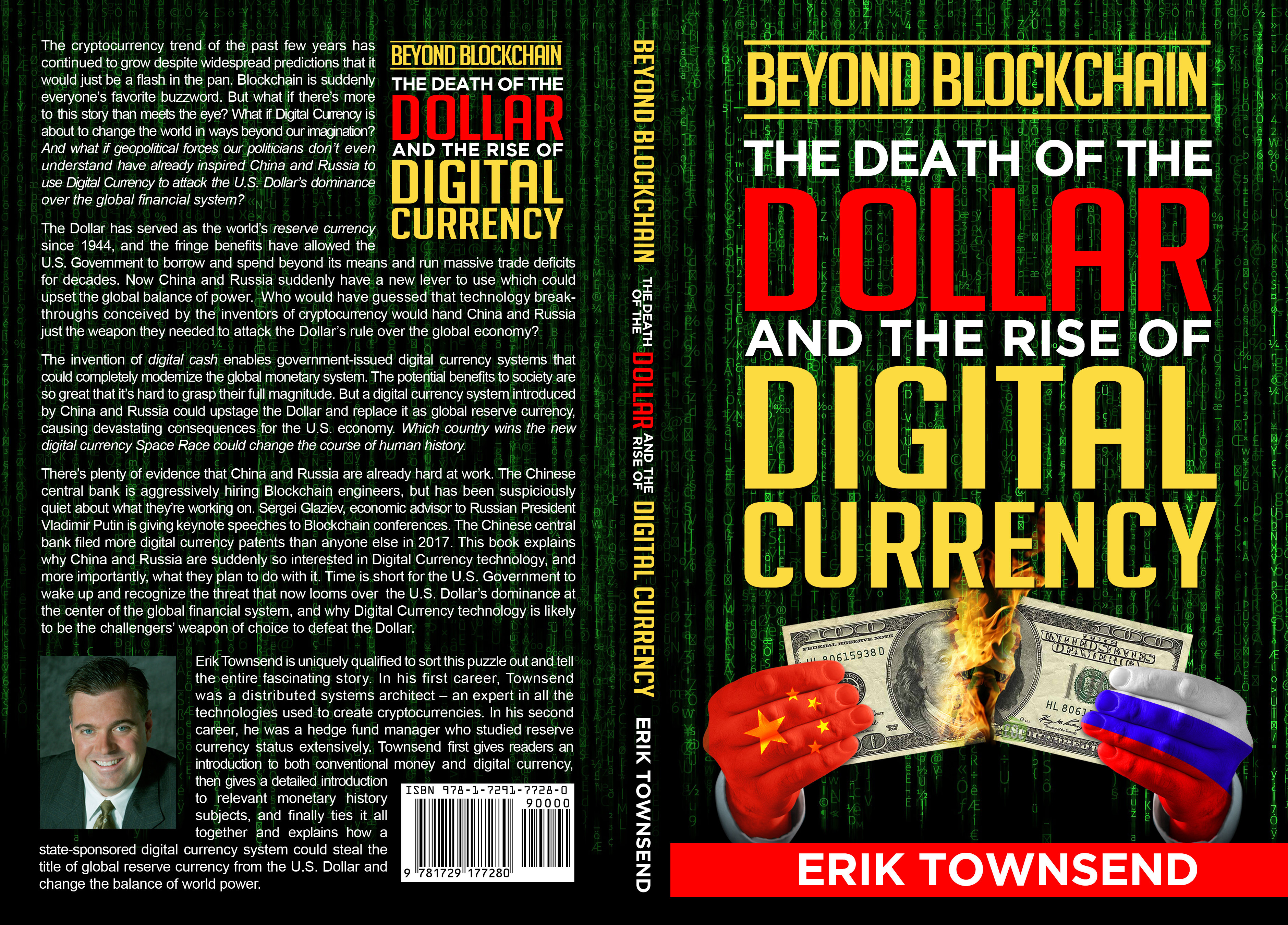 Beyond Blockchain The Death of the Dollar and The Rise of Digital Currency