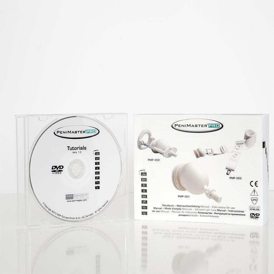 Инструкция и DVD диск