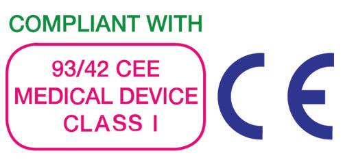certification reflex ball gymnic 10cm