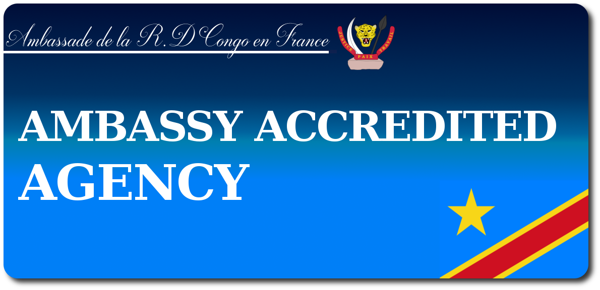 Prise De Rdv Express Ambassade Pour Capture Passeport Biometrique Congo Kinshasa Rdc