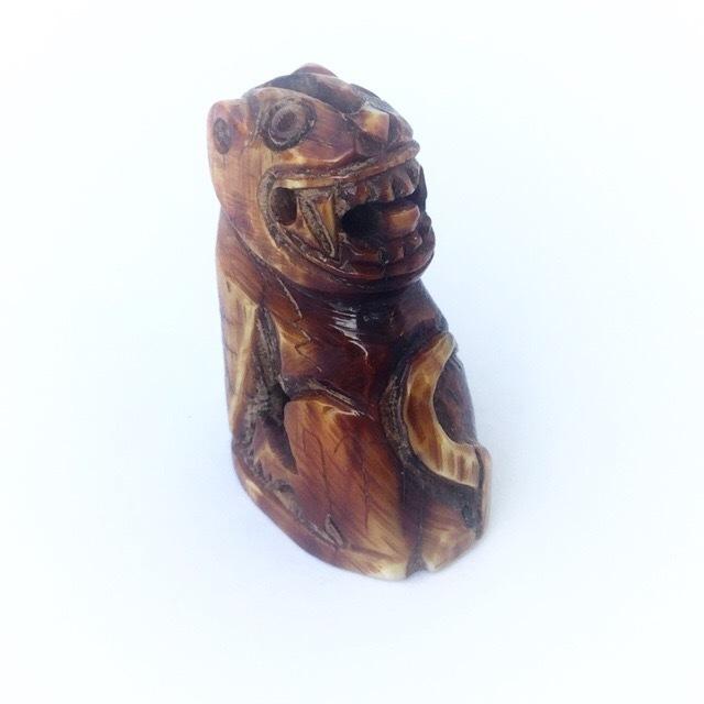 Tiger Amulet Luang Phu Khai