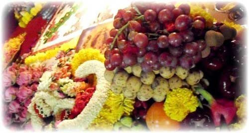 fruits offerings