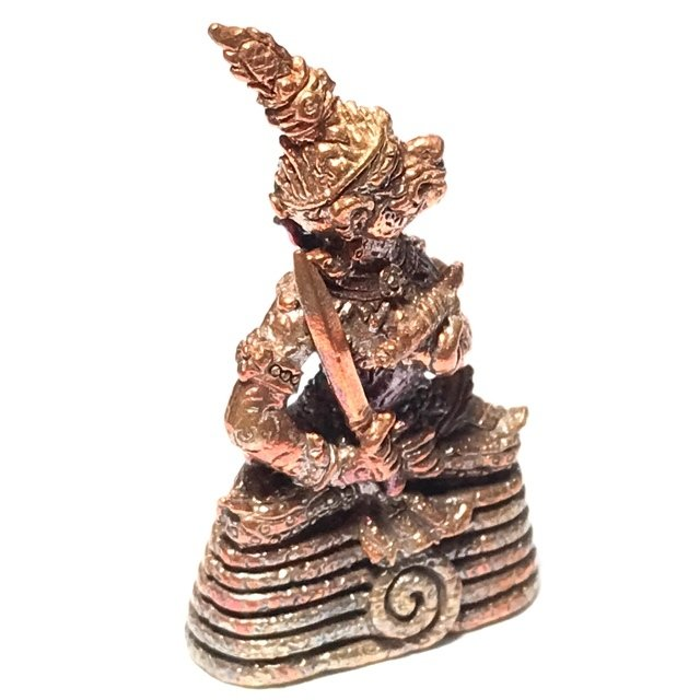 Ongkot Vanora God Amulet Luang Phu Kambu
