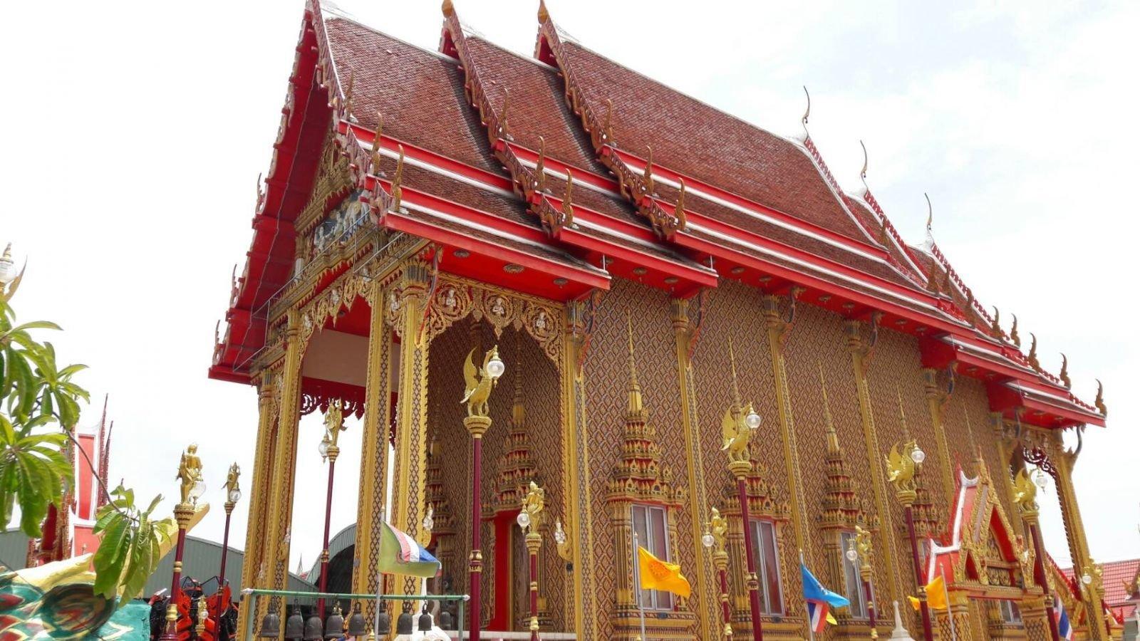 Wat Ta-khian Temple