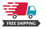 Free Registered Air Parcel Shipping Worldwide is Included