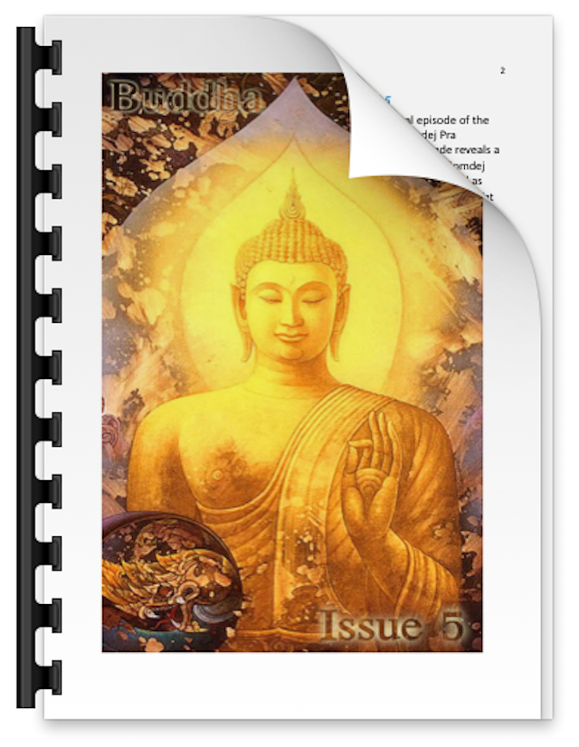 Buddha Magic Book 5