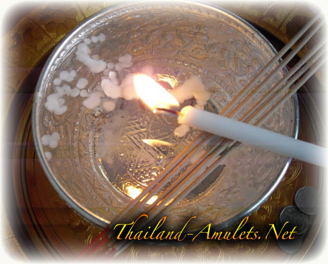 Tian Nam Montr - Holy Water Making with Candle Magic