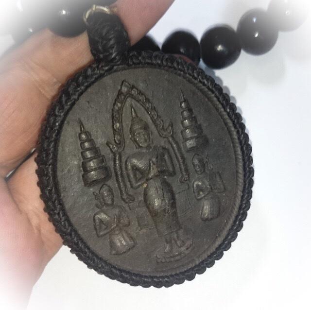Pra Yord Khun Pol Amulet Bailan Powders