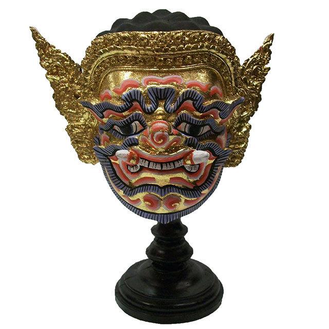 Siarn Kroo Pra Pirab - Bhairab Khone Mask