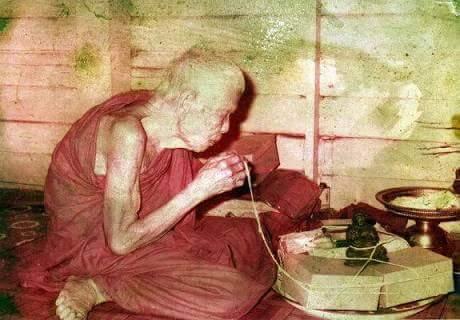 Luang Phu Kroo Ba Ban Wat Mae Ya