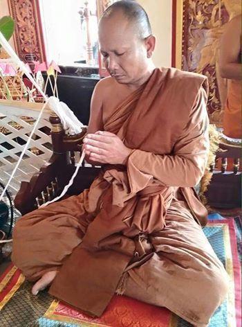 Pra Ajarn Gorp Chai Wat Mae Ya