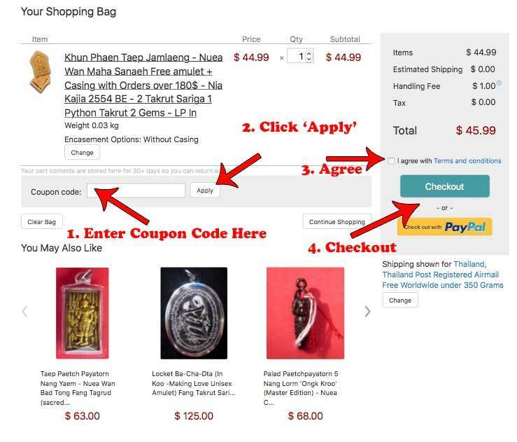 How to use coupon codes to get free stuff