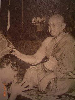 Luang Phu Nak Wat Rakang Kositaram
