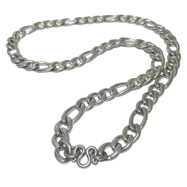 stainless steel neck chain for amulets