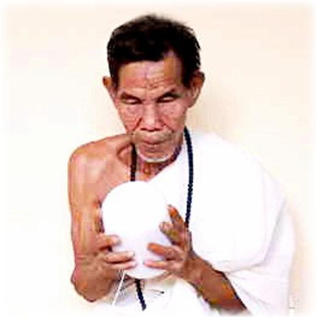 Ajarn Phu Ee of Samnak Baramee Kroo Bpagam